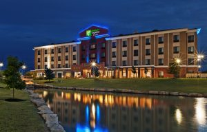 Holiday Inn Express South Tulsa